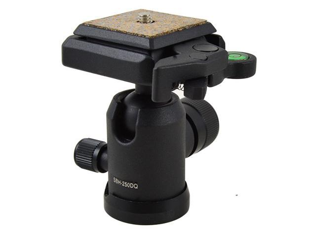 MENGS® SBH-250DQ Camera Ball Head with Quick Plate for Canon Nikon Sony Olympus All Digital SLR Camera