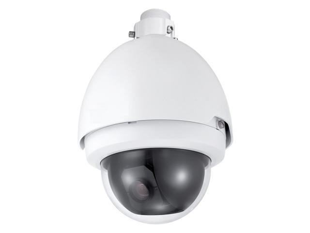 2Mp Full HD Network PTZ Dome Camera