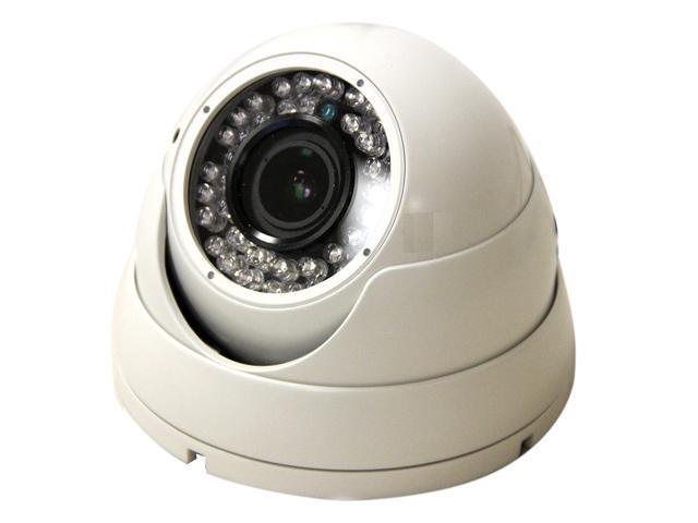 600 TVL Outdoor IR Dome Camera