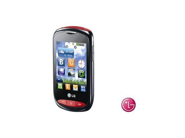 LG Cookie Style T310 Unlocked Quad-Band GSM Phone