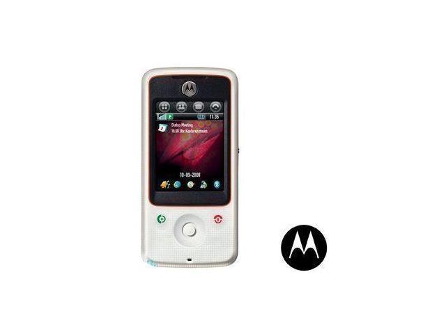 Motorola A810 Licorice UNLOCKED GSM (WHITE)
