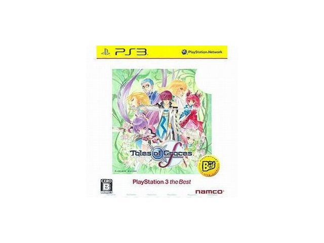 Tales of Graces F [PlayStation 3 the Best Version] [Japan Import]