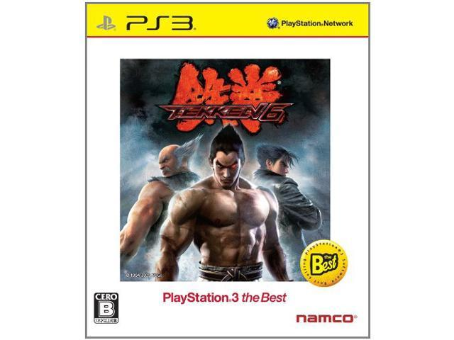 Tekken 6 (Best Version) [Japan Import]