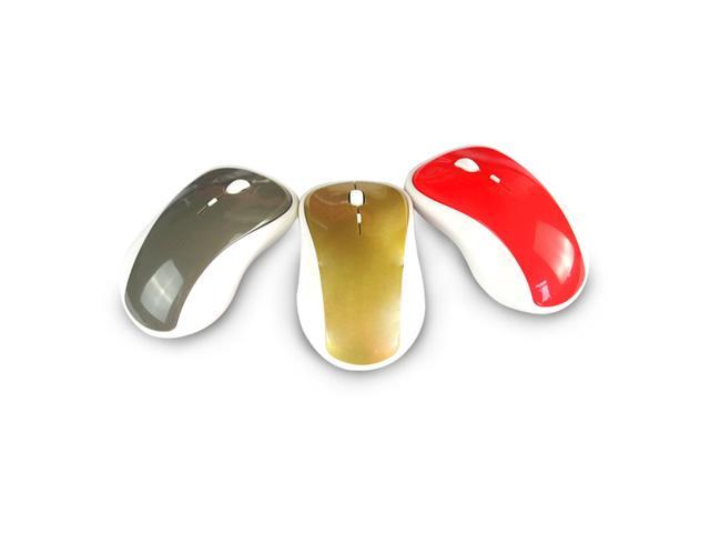 2.4GHz Wireless Optical Portable Mouse Mice + USB 2.0 Receiver For PC Laptop