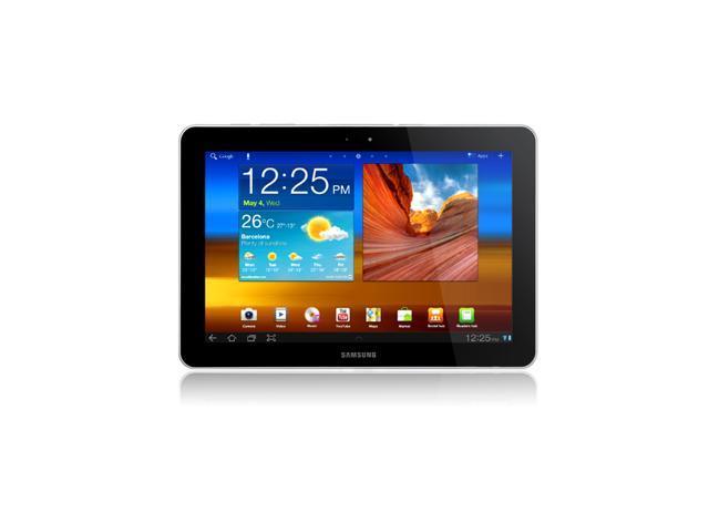 Samsung Galaxy Tab 10.1 Soft Black GT-P7500 Wi-Fi 3G 16GB