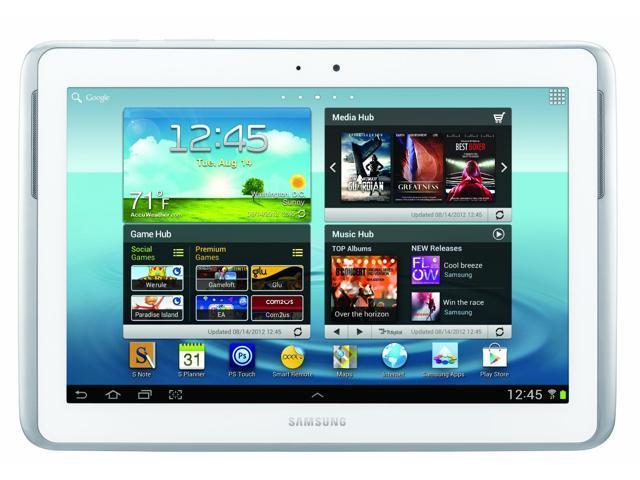 Samsung Galaxy Note 10.1 White 16GB
