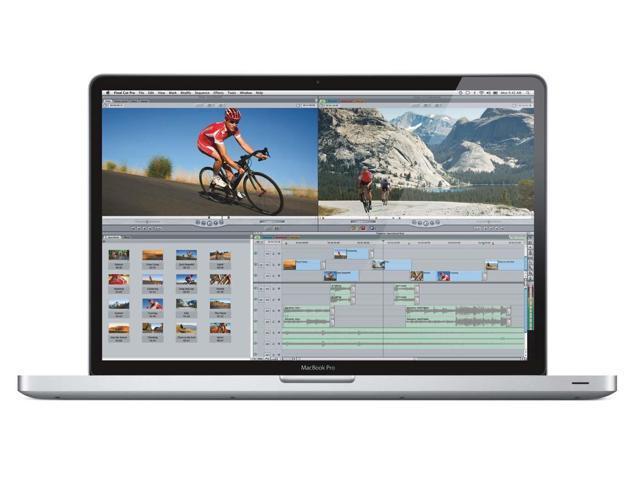 Apple MacBook Pro MC725LL/A 17