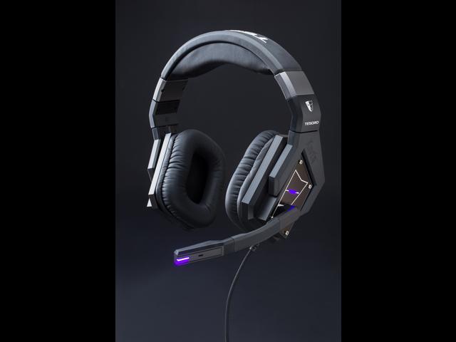 Tesoro A1 5.1 Kuven Pro Real 5.1 Gaming Headset (Black)