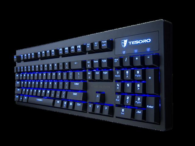 Tesoro Excalibur G7NL Backlit mechanical Gaming Keyboard (Red Switch)