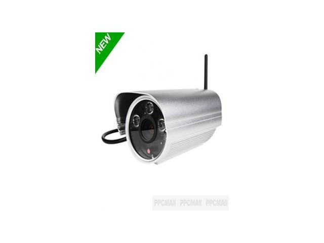Outdoor Wireless IP camera WIFI security P2P network cctv Surveillance camera, 720p, 1.0 MEGAPIXELS sensor, iPhone/iPad, Night Vision 50m, 2-way ...