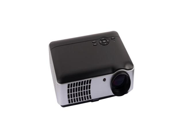 2800 Lumens LCD Home Theater Projector w/ LED / Analog TV / VGA / YPbPr / HDMI