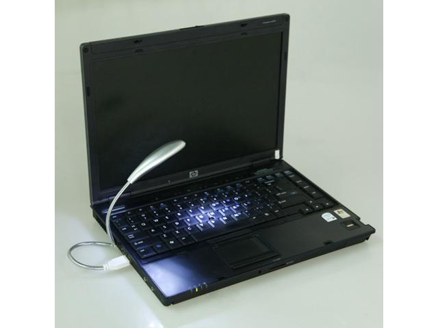 3 LED Light Lamp Snake USB Flexibly Metal Material For Laptop PC MAC