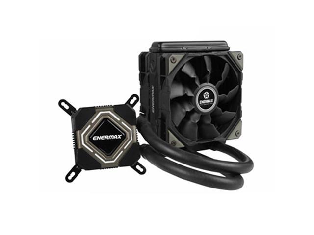 Enermax ELC-LMR120S-BS Liqmax II 120 Series 120mm Radiator CPU Cooler
