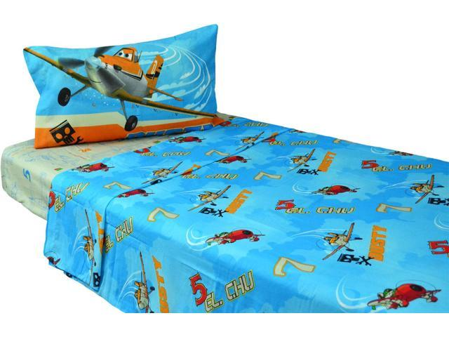 Dusty Bed Sheets Disney Planes Twin Bed Sheet