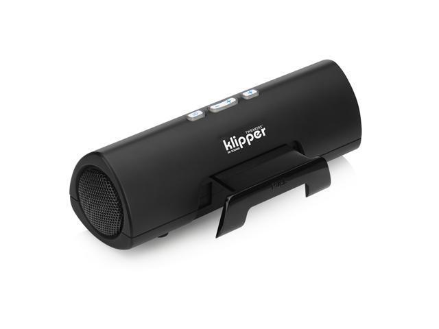 Tweakers Klipper 3D Sound Portable Speaker (Black)