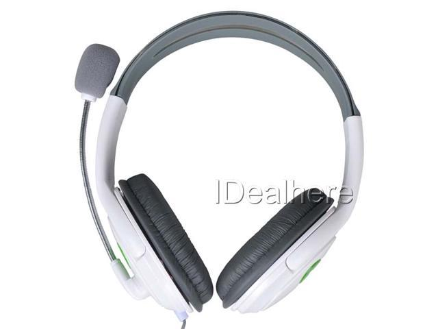 2.5mm Plug 1.1M Length Headset with Microphone for XBox 360