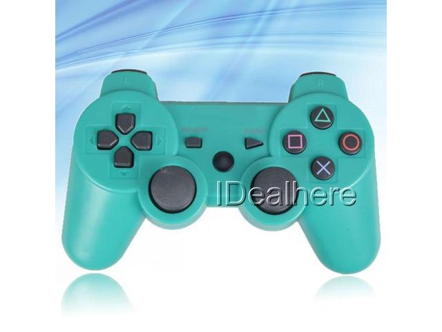 Green Wireless Game Controller for Playstation3 PS3 New
