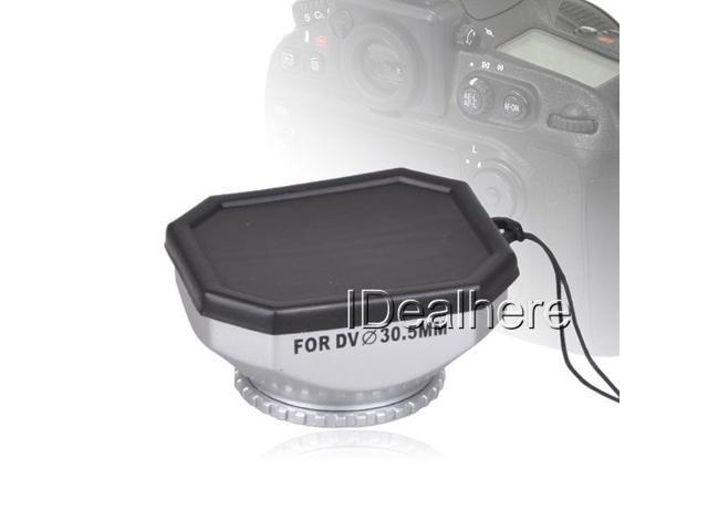 30.5mm Digital Video Lens Hood for Sony Panasonic Canon Jvc Samsung