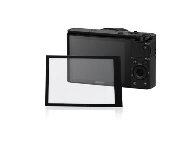 Self-adhesive High Performance Optical Glass LCD Camera Screen Protector for Camera SONY RX-100
