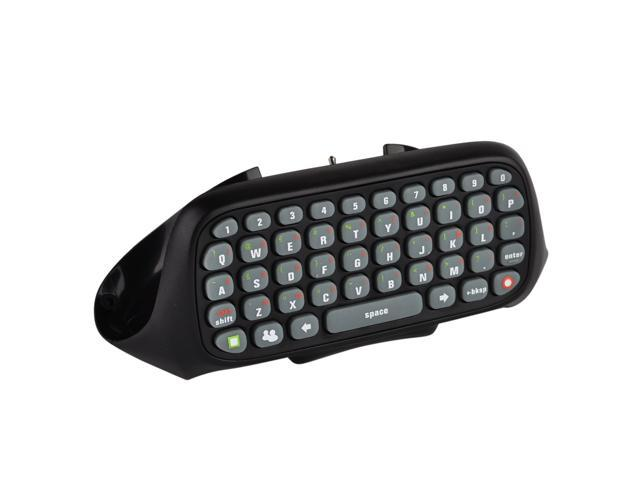 Black Chat Pad Keyboard Controller Keypad Chatpad Wireless Controller For XBOX 360 Controller Messenger Keyboard For XBOX