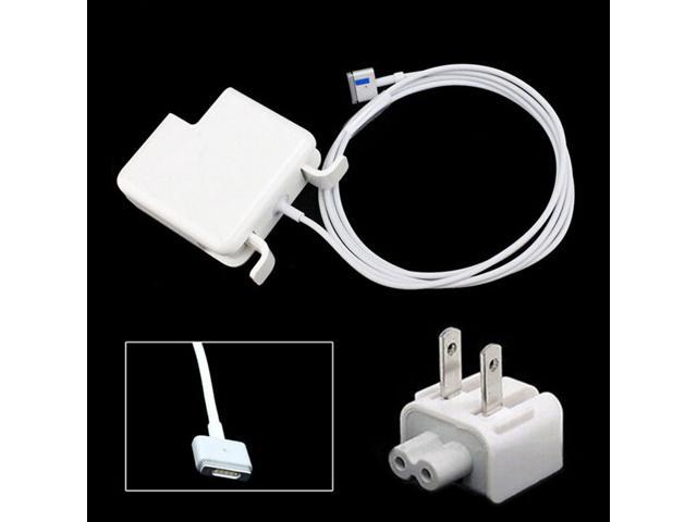 45W AC Adapter T-Tip Charger Power Cord for Apple MacBook Laptop With US Plug