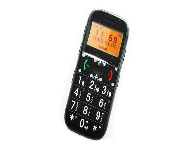 GPS Tracker Mobile Phone for elder with SOS Button,FM,LED torch,online service