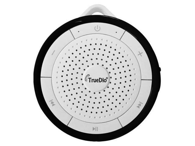 TrueDio® BX Bluetooth Waterproof Wireless Speaker & Hands Free Speakerphone - Black Color