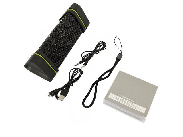 Mini Portable Waterproof Shockproof Handsfree Bluetooth Wireless Stereo Speakers