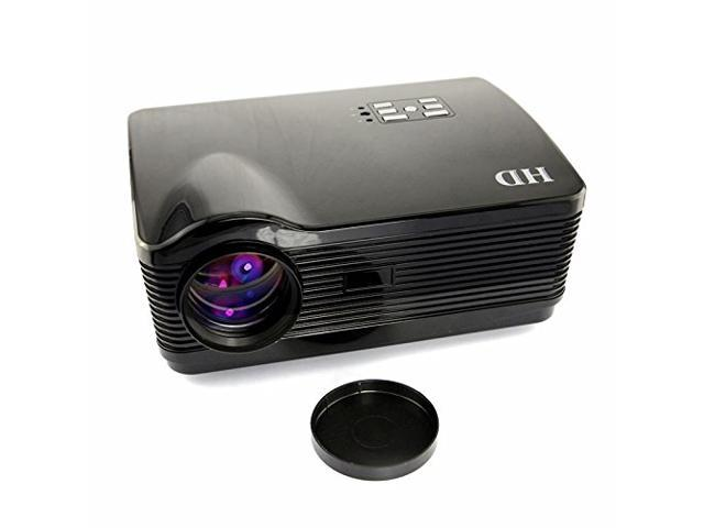 Dbpower Hd 1080p Wifi Home Cinema Theater Multimedia Projector 3d Blueray 3000 Lumen 120w LED Lamp Support Home Office LED Projector for Home ...