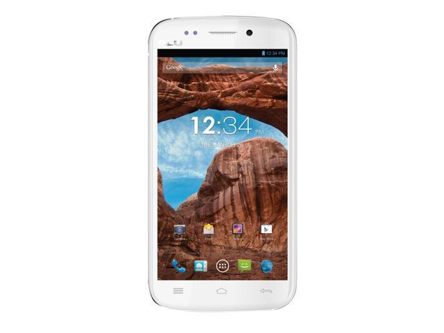 BLU Life One L120 Unlocked Dual Sim Phone with 5.0-inch IPS HD Display, Quad-Core 1.2GHz Processor, Android 4.2 JB, 4G HSPA+ up to 42Mbps, 13MP Camera, and Micro SD Slot