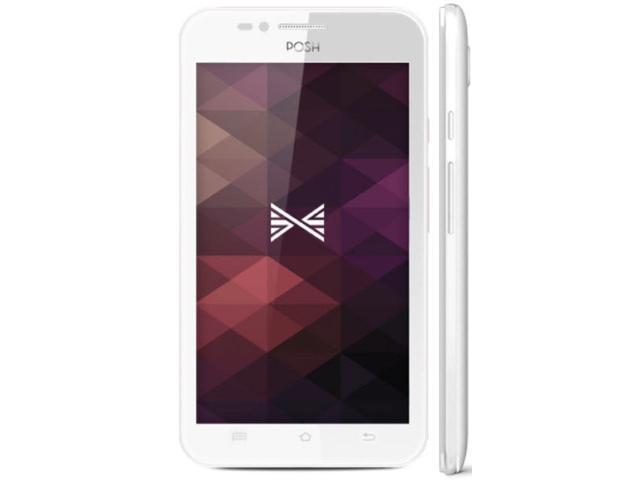 Posh Mobile Memo S580 Android 5.8