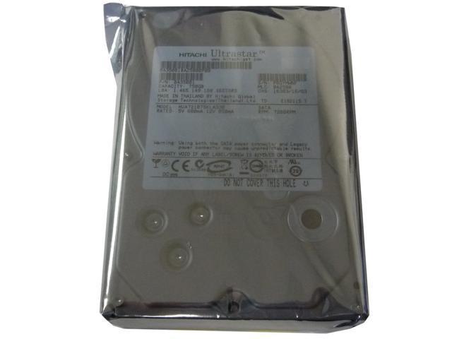Hitachi (HUA721075KLA330) 750GB 32MB Cache 7200RPM 3.5