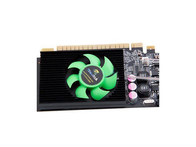 New High Quality GPU GT210 1GB DDR3 DVI PCI-E Graphics Card
