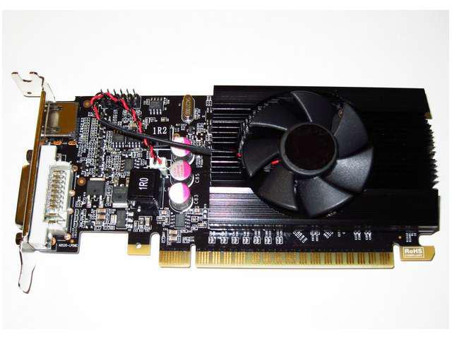 nVIDIA GeForce GT 610 2GB PCI-E x16 Low Profile Half Height Video Graphics Card