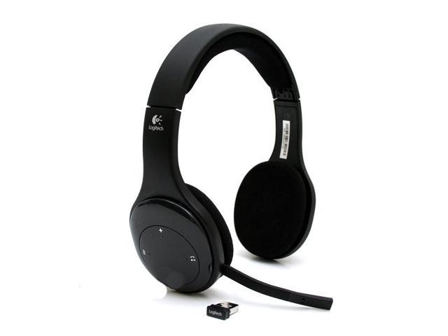 New Logitech H800 Wireless Headset for PC Tablets Smartphones