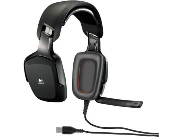LOGITECH 981-000116 G35 SURROUND SOUND HEADSET