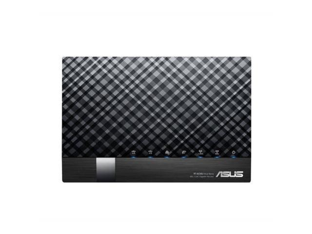 Asus RT-AC56U 802.11ac Dual-Band Wireless-AC1200 Gigabit Router