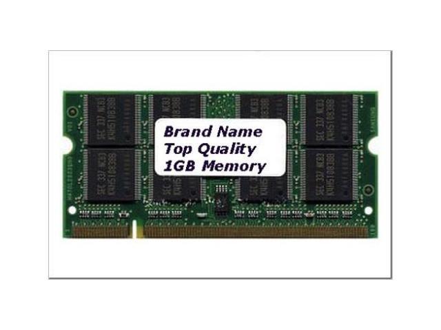 1GB TOSHIBA EQUIUM A60 L10 M40X M50 RAM MEMORY SODIMM