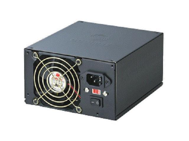 CoolMax CTI-600B 600W Power Supply, w/ Dual 80mm Fans