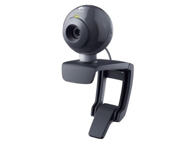 Logitech Webcam C200 1.3 MP w/ Built-in Mic for XP Vista Win7