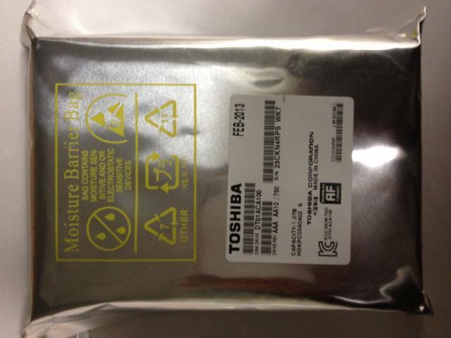 Hitachi (Toshiba) 1TB 3.5
