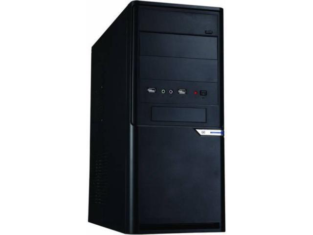 NEW iMicro CA-IM2102B 400W 20+4pin ATX Mid Tower Case