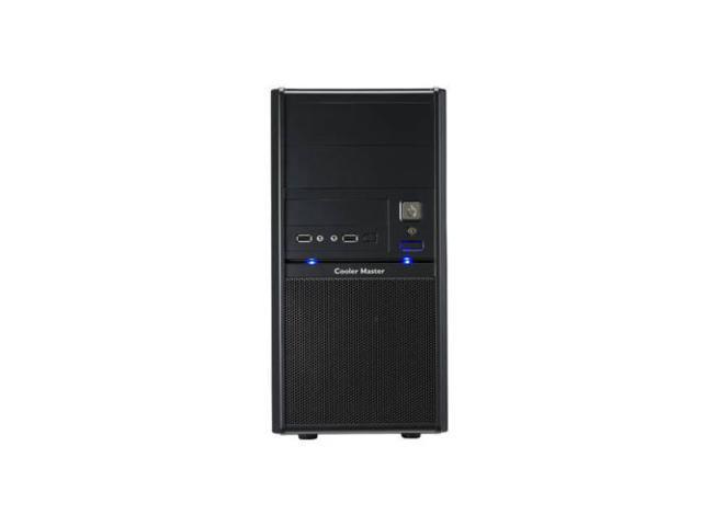 NEW Cooler Master Elite 342 RC-342-KKRJ-GP 400W Mini Tower Case (Black)