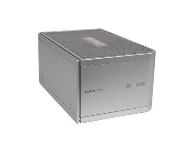 SimpleTech External hard drive Case Support 2x1TB 2TB