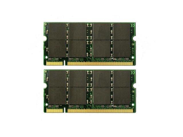 New! 2GB 2X1GB Compaq Presario r3000 Memory DDR PC2700