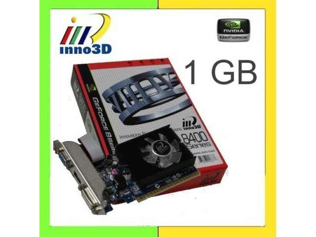 NVIDIA Geforce 9 GT 1GB PCI Express Video Graphics Card