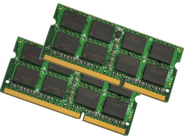 New 8GB DUAL CHANNELKIT (2x 4GB) DDR3 1066 MHz 204-pin PC3-8500 Sodimm Laptop Memory RAM Memory For NoteBook