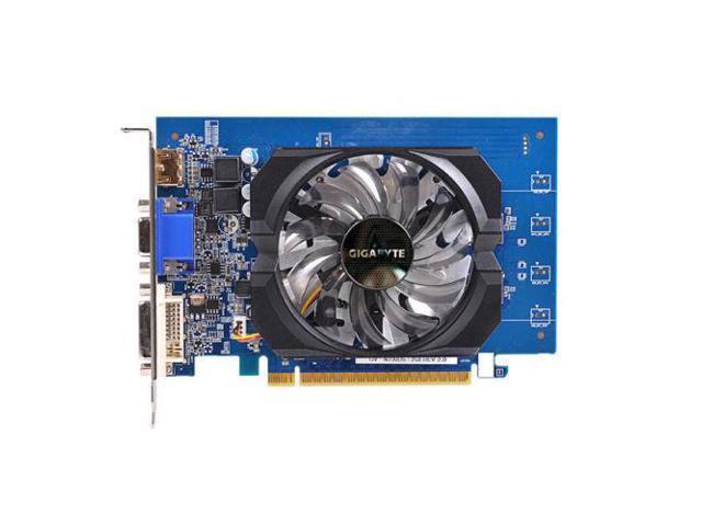 NVIDIA GeForce GT 730 2GB GDDR5 VGA/DVI/HDMI PCI-Express Video Card