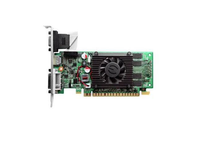 EVGA NVIDIA GeForce 210 1GB GDDR3 VGA/DVI/HDMI PCI-Express Video Card