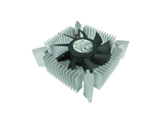 Slim Silence AM1 65mm Ball Bearing CPU Cooler for AMD Socket AM1